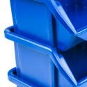 Pojemnik Kuweta Organizer Niebieski 110 x 95 x 50 mm