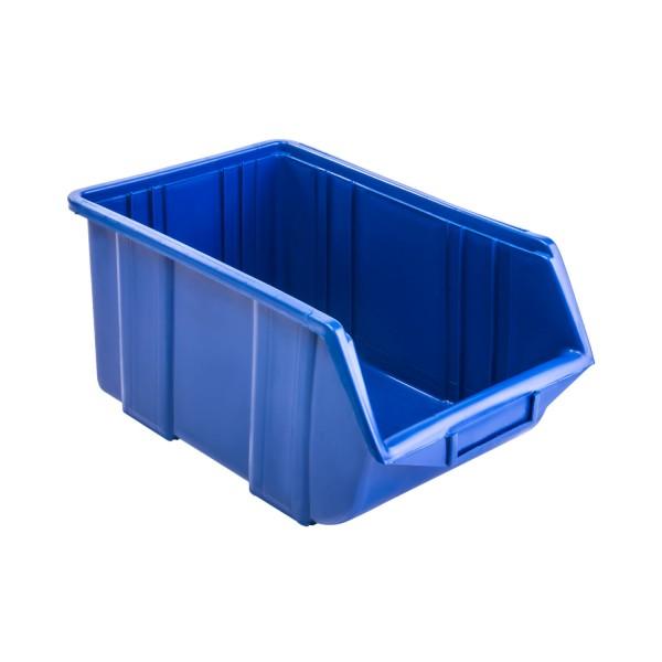 Pojemnik Kuweta Organizer Niebieski 345 x 225 x 165 mm