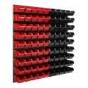 Tablica warsztatowa narzędziowa 772 x 780 mm + 90 kuwet