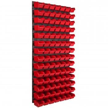 Tablica warsztatowa narzędziowa 578 x 1170 mm + 98 kuwet