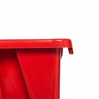Kuweta pojemnik magazyn warsztat garaż 290x200x150 mm Czarny