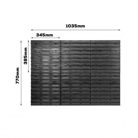 Tablica warsztatowa narzędziowa 105x77 cm